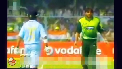 India vs Pakistan Fight in cricket Top 9 fights in Cricket History between players