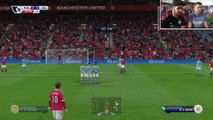 FIFA 16 MANCHESTER UNITED VS MANCHESTER CITY FULL GAMEPLAY [HD+ 60FPS PS4 - XBOX ONE]