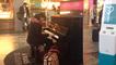 Piano en gare: le petit bonheur du matin
