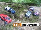 Modélisme Nantes : Rc Scale Trial 4x4 Crawler Petit Port 44 Loire Atlantique Grand Ouest Part1