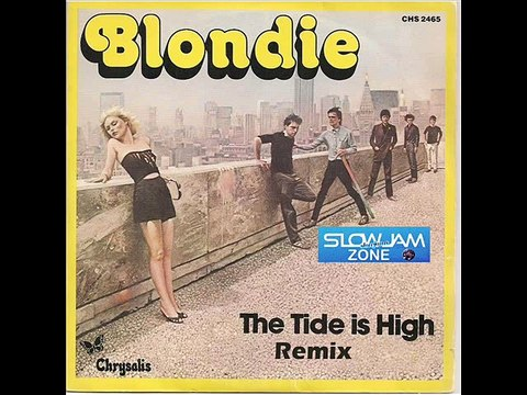 Tide Is High Remix Blondie Video Dailymotion