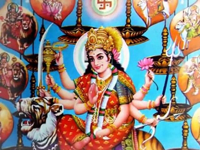 Awesome Classic Durga Maa Bhajan ( Jai Santoshi Maa )