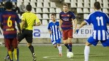 FC Barcelona (Copa Catalunya): Figueres - Barça B (0-0, 1-3)