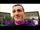 Denis Lebedev Chats With KAT
