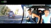 Les accidents filmés en Dashcam les plus fou! Compilation de crash de voiture