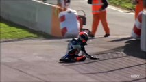 L'accident spectaculaire du pilote Gino Rea en Superbike World lors du Grand-Prix de Magny-Cours
