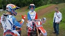 Motocross des Nations 2015 : Sur la route des Bleus à Ernée (53)