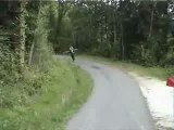 Longskate session downhill 2002 Parti 1
