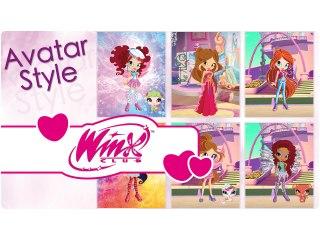 Winx Avatar - Scoprite tutti gli outfit super fashion! [Luglio 2015]