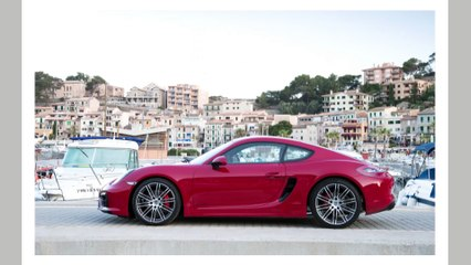2016 Porsche Cayman GTS Review in 60 Seconds