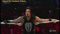 Roman Reigns, Dean Ambrose _ Randy Orton vs. The Wyatt Family_ Raw, Oct. 5, 2015 WWE Wrestling On Fantastic Videos