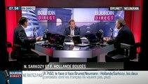 Brunet & Neumann: Présidentielle 2017: les Français ne veulent ni François Holllande ni Nicolas Sarkozy - 09/10