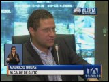 Autoridades descartan por el momento cambio de alerta por el Cotopaxi