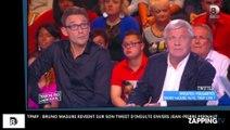 """Bruno Masure insulte Jean-Pierre Pernaut, """"Je retire gros con, parce qu'il n'est pas gros"""""""