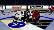 CGR Undertow - WAYNE GRETZKY'S 3D HOCKEY review for Nintendo 64
