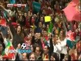 اهداف مباراة ( البرتغال 1-0 الدانمارك ) التصفيات المؤهلة ليورو 2016