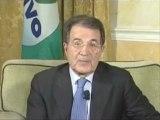 Romano Prodi : message a Segolene
