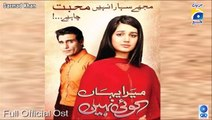 Mera Yahan Koi Nahi - Ost - Full Official Ost - Title Song Geo Tv Drama