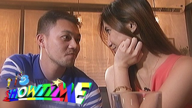 It's Showtime: Ms. Pastillas and Richard's date