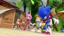 Sonic Dash 2 : Sonic Boom - Bande-annonce de lancement