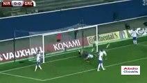 اهداف مباراة إيرلندا الشمالية واليونان 3-1 (8-10-2015) تصفيات يورو 2016 HD