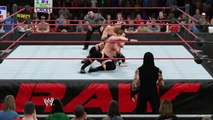 WWE 2K15 jbl v stone cold steve austin