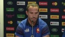Rugby - CM - Bleus : Michalak «Pour moi c'est énorme d'être ici et de faire ces matches-là»