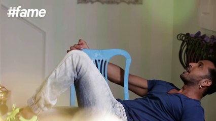 Terence Lewis - Learn to Dance While Sitting on a Chair - #fame