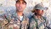 پاک فوج پر ملک کا بجٹ کھانے کے الزام پر جوانوں کا کرارا جواب