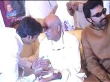 See How Angrily PPP's Leader Khursheed Shah Replying To His Worker