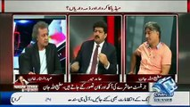 Dr. Shahid Masood Is Not A Journalist – Hamid Mir Views About Dr. Shahid Masood