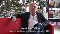 Prix Escales Littéraires 2015
