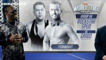 TNA Impact Wrestling 7 October 2015 - TNA Impact Wrestling 10/7/15 Part 1