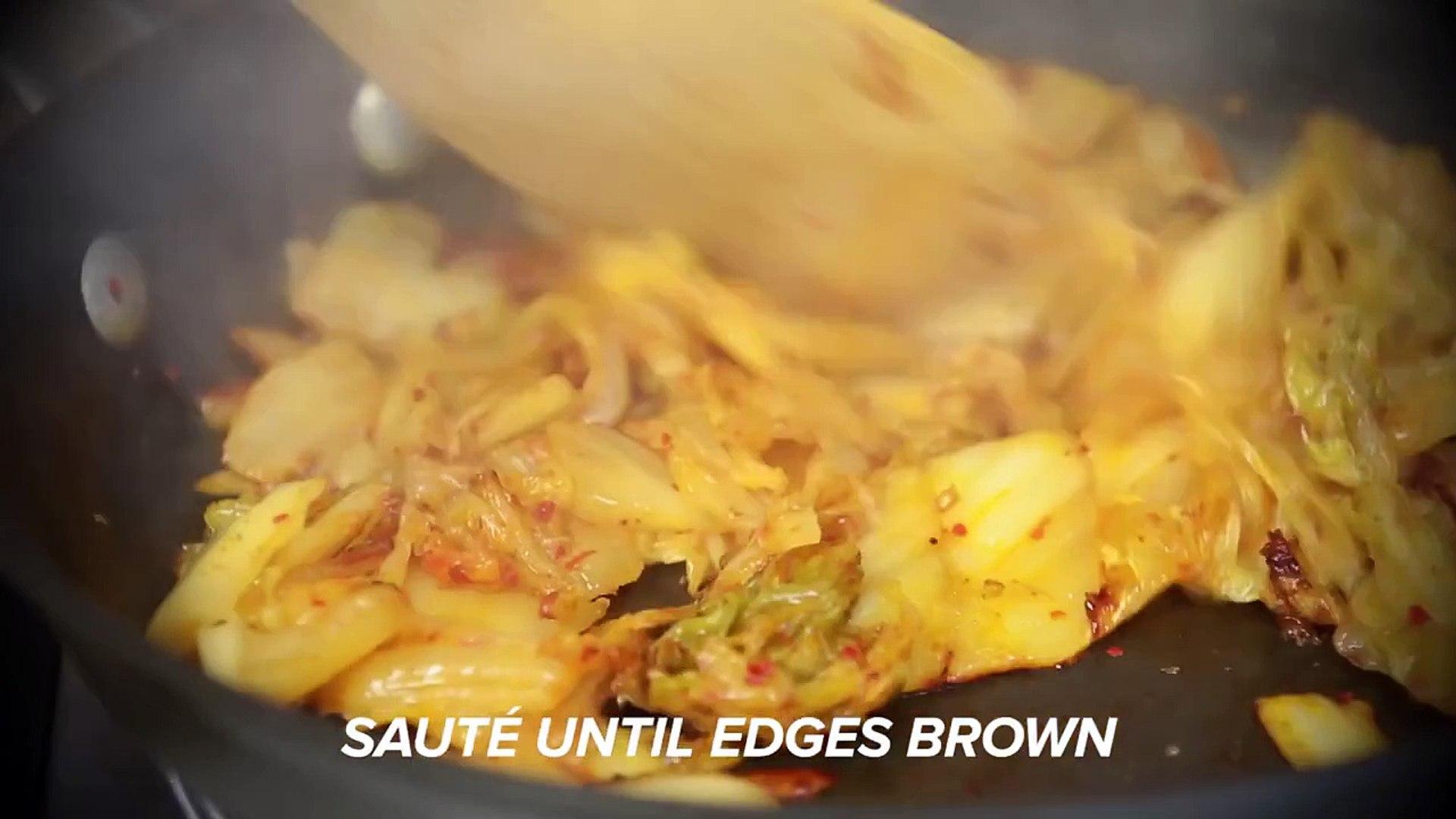 Kimchi Quesadillas