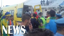 Les supporters de la JSK/JS Kabylie agressés à Tadjenanet
