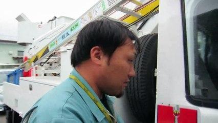 NTTの車がすごい音でブーンって家の前を通ったり嫌がらせされました