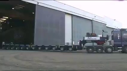 The Biggest Carriers And Trucks In The World 2015