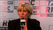 """""""Quand Sarkozy a dit en tant que Président """" Casse-toi pauv'con"""", est-ce qu'il n'aurait pas dû être démis de ses fonctions ?"""" Nadine Morano"""