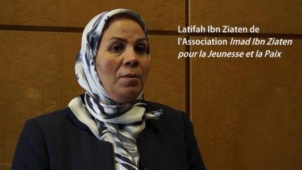 Les alliances éducatives par Latifah Ibn Ziaten