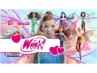Winx Club - Fadas Bloomix