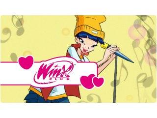 Winx Club - A Tua Música É A Minha - Winx Em Concerto