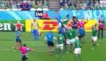 Ireland v Italy Match Highlights and Tries Rugby World Cup in 2015