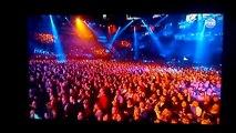 Les Enfoirés 2013 - Interlude M. Pokora et Gad Elmaleh!! A MOURIR DE RIRE
