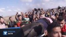 Gaza : cinq Palestiniens tués par des tirs israéliens