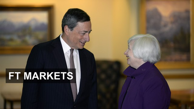 Investors deal with Fed's dithering