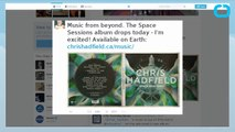 Astronaut Chris Hadfield's Outer Space Album Releases