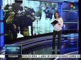 Palestina: fuertes enfrentamientos entre palestinos y fuerza israelí