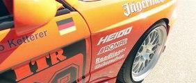 """BMW M3 Jägermeister DTM, ou """"Como fazer alguém desejar um carro em 50 segundos""""BMW M3 Jägermeister DTM, ou """"Como fazer a"""