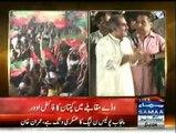 Chairman PTI Imran Khan Speech in PTI Jalsa Lahore - 9th October 2015