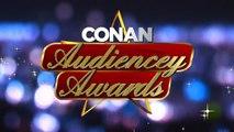 CONAN Audiencey Awards For 10-08-15 - CONAN on TBS